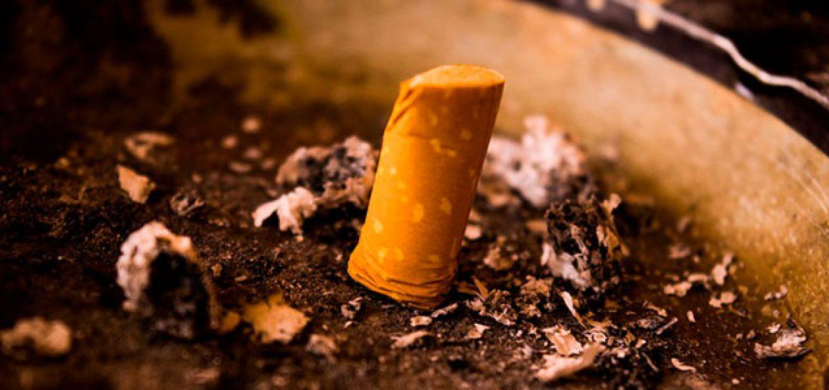 Tabaco y mal aliento