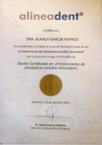 Dra. Blanca García Franco 5