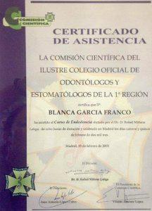 Dra. Blanca García Franco 4