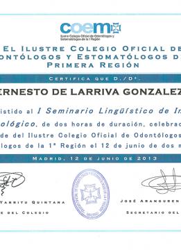 I-Seminario-de-Linguistico-de-Ingles-Odontologico
