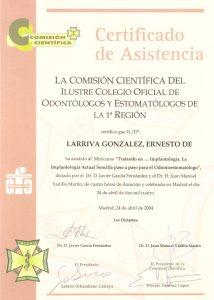 Dr. Ernesto de Larriva González 13