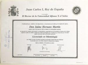 Dr. Jaime Hernanz 2